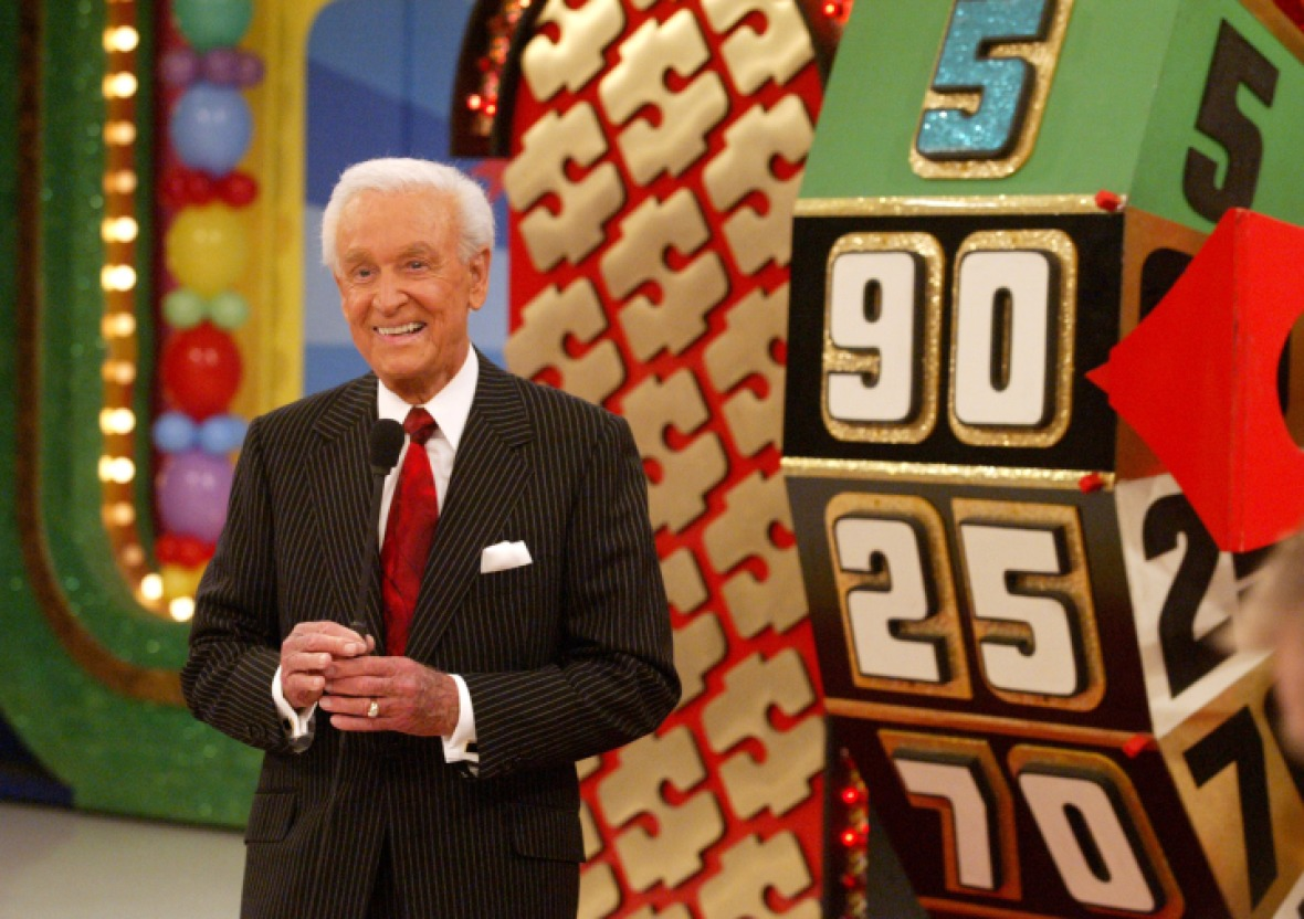 bob barker 'the price is right'