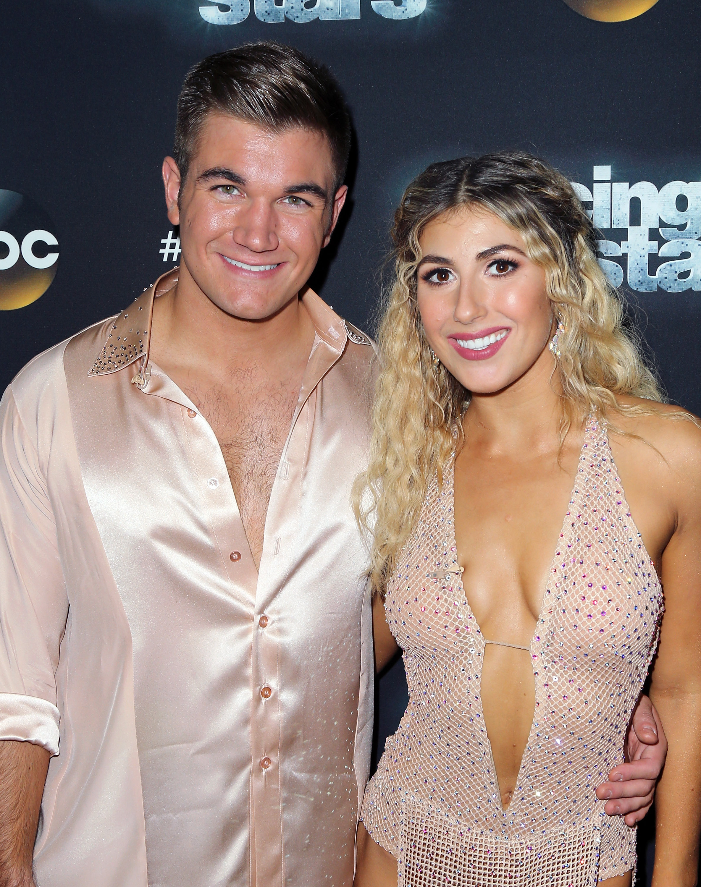 Dancing With the Stars: Alek Skarlatos talks about his crush on Emma Slater | cybertime.ru