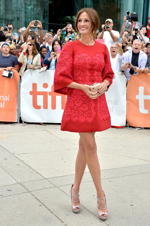 Julia Roberts Pretty Woman Black Lace Dress Ficts