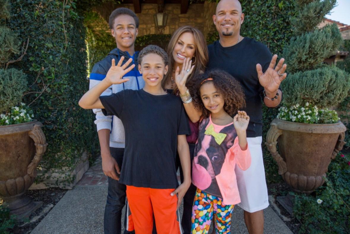 david justice family