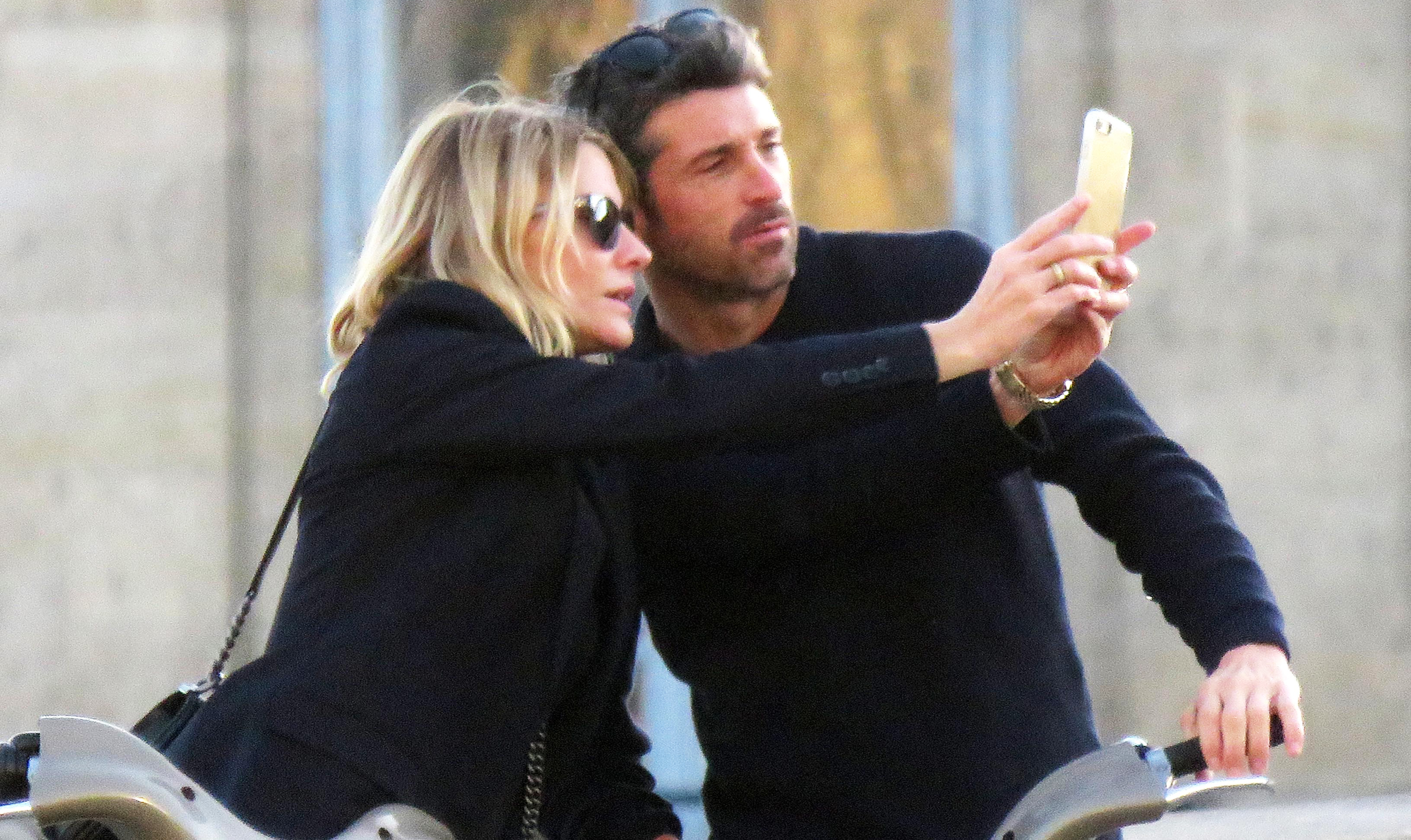 Patrick Dempsey And Estranged Wife Jillian Fink Are Working On