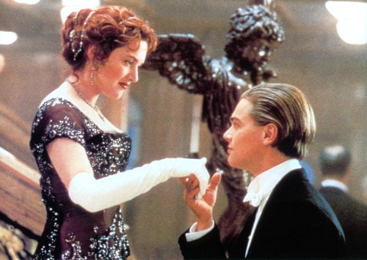 Titanic rose jack