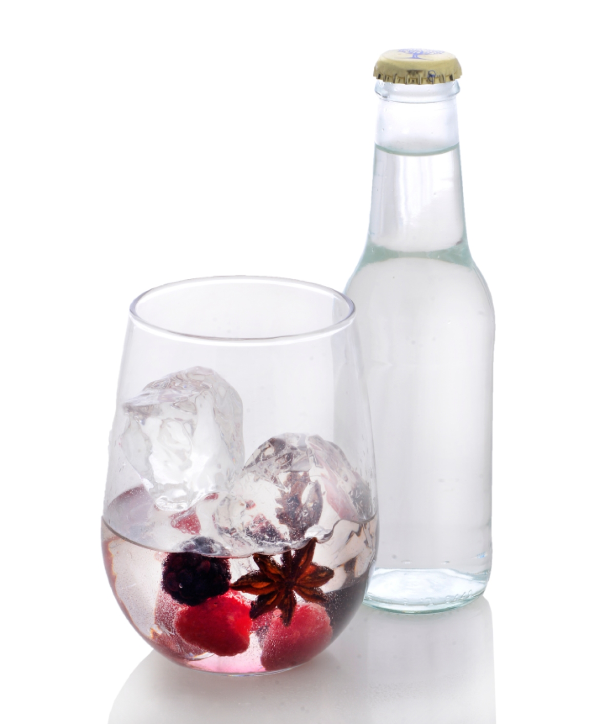 berries & spice g&t