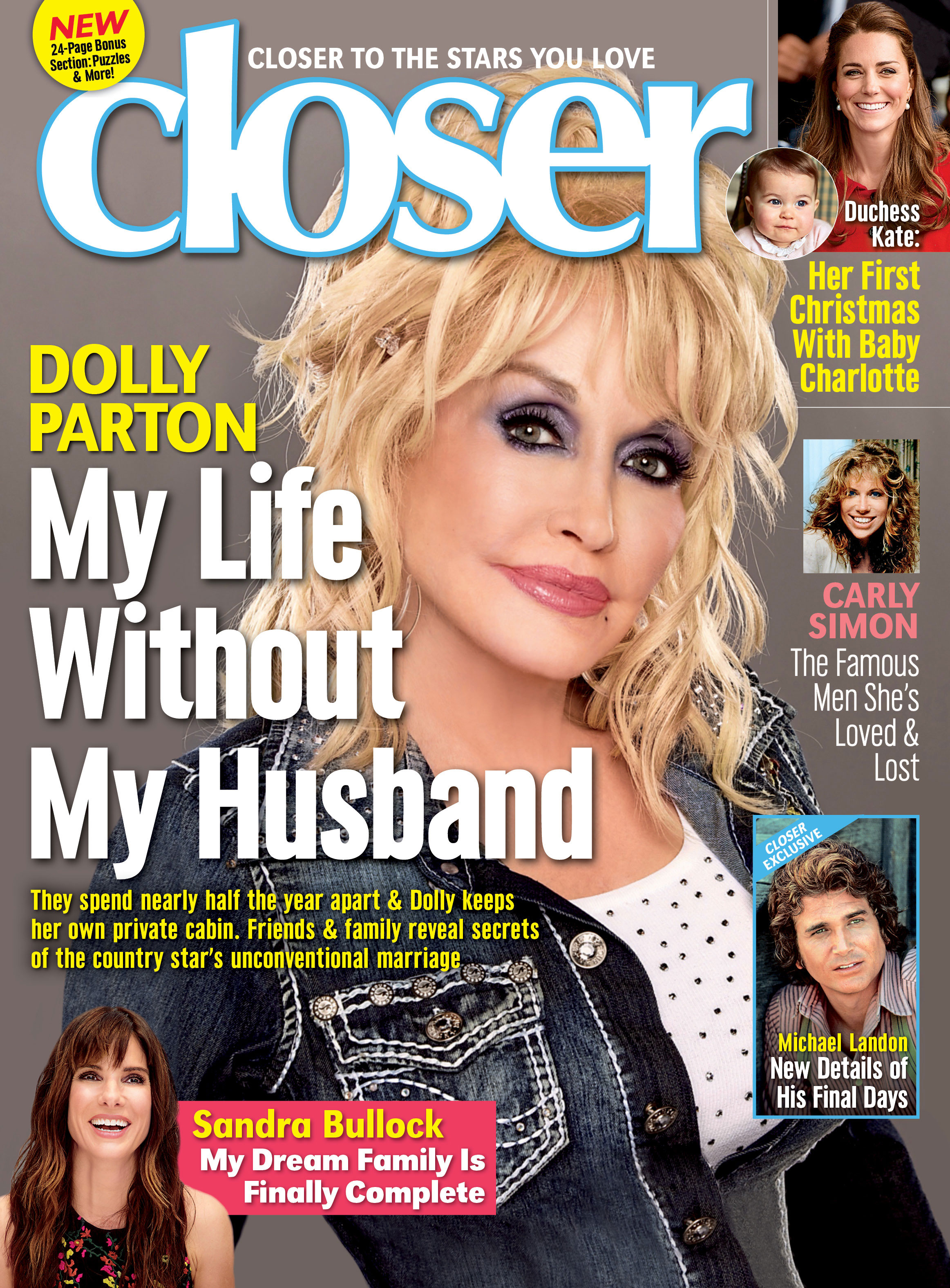 26cb42552de6e EXCLUSIVEDolly Parton Reveals the Secret to Her Unconventional Marriage —  Spending Time Apart!