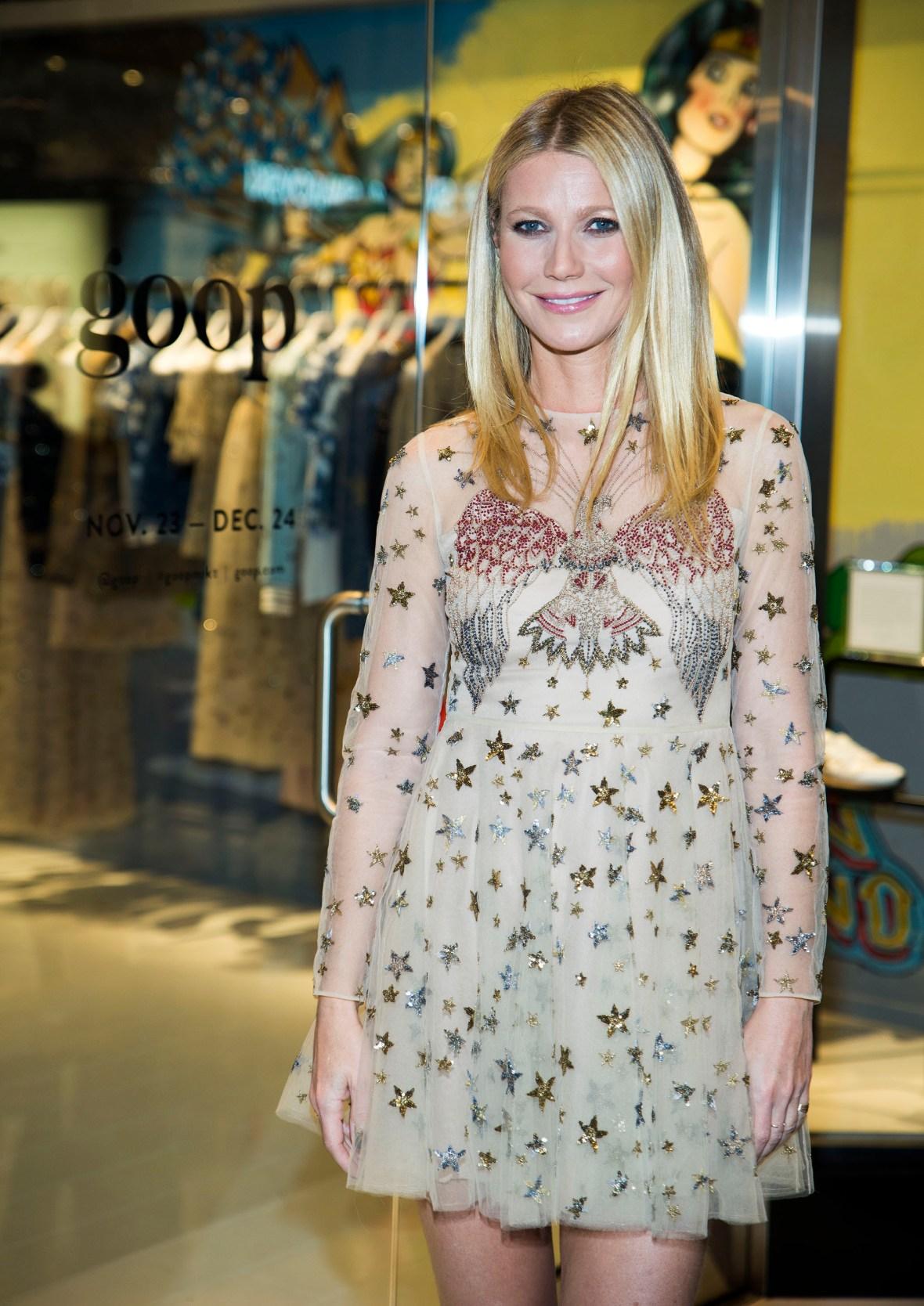 gwyneth paltrow goop market