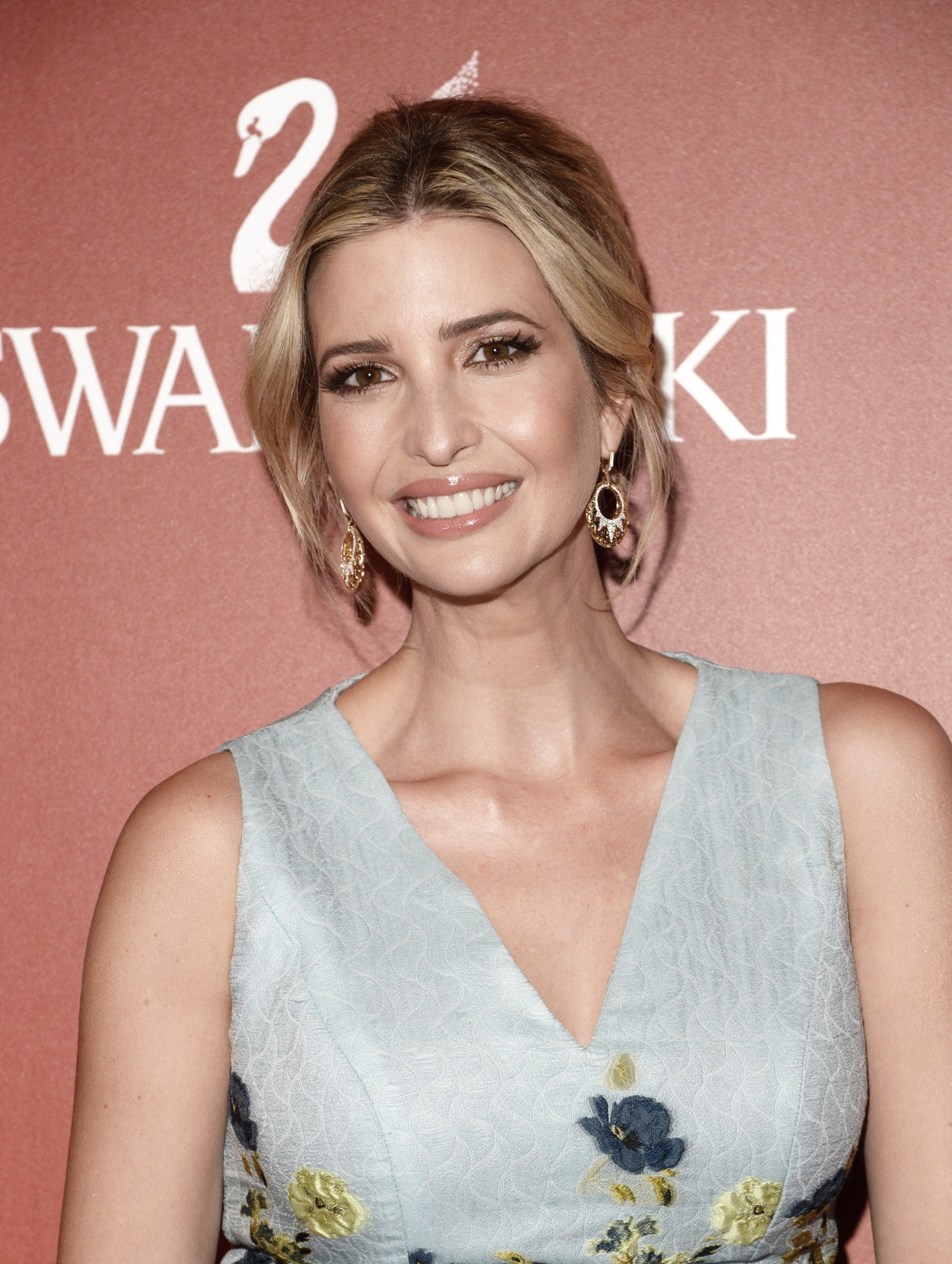 21f76fdd300 Pregnant Ivanka Trump Flaunts Her Adorable Baby Bump in a Bathing Suit — See  the Pic!