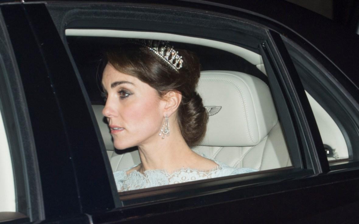 kate middleton lover's knot tiara