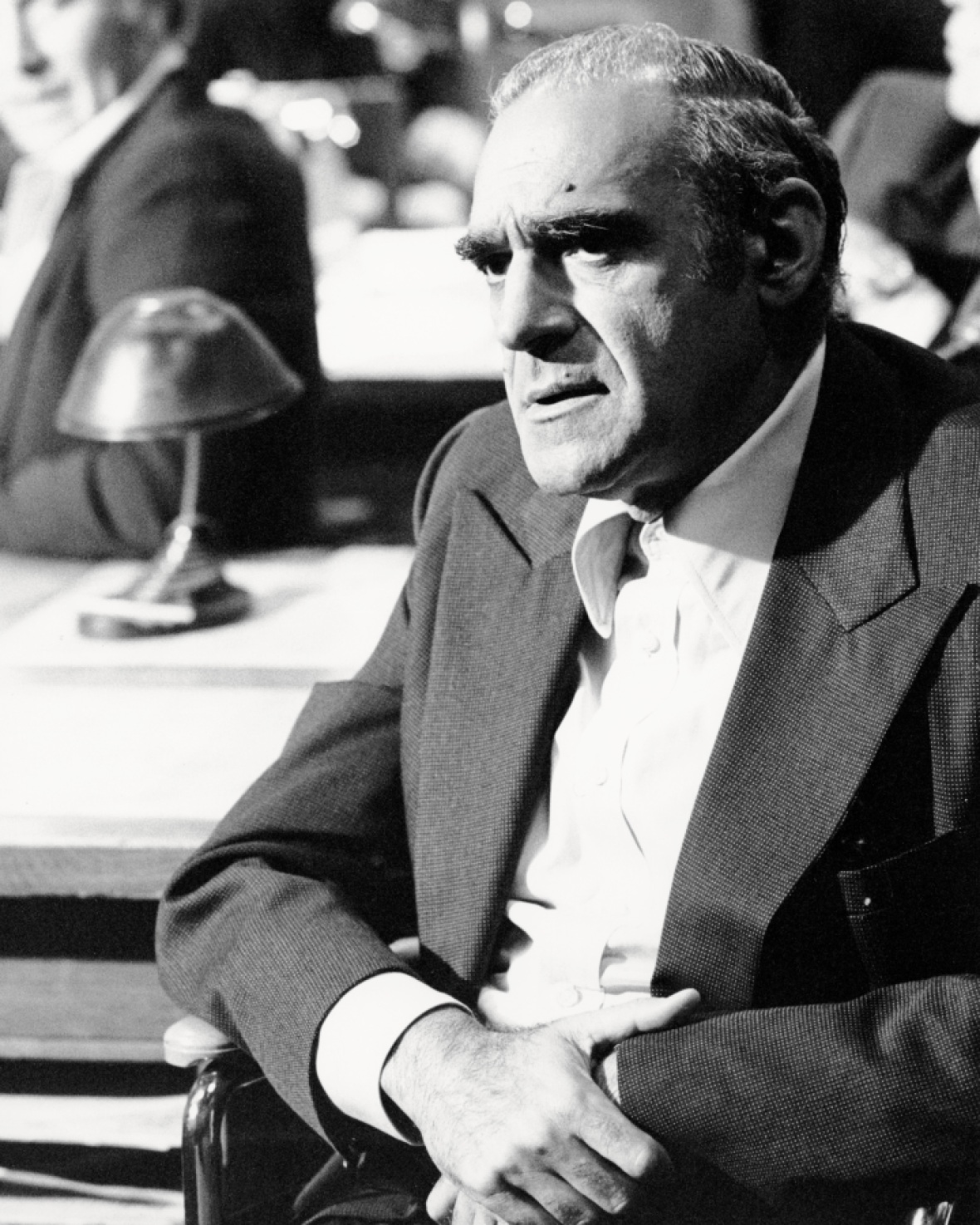 abe vigoda 'godfather' getty images