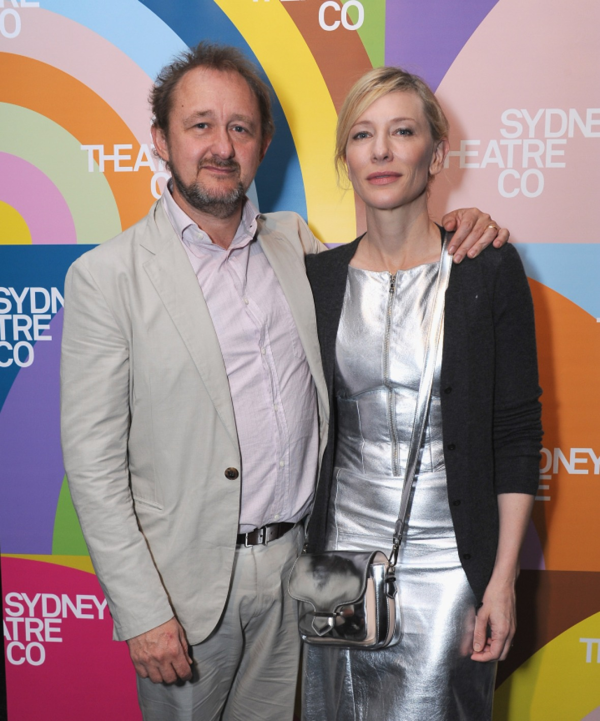 cate blanchett andrew upton getty images