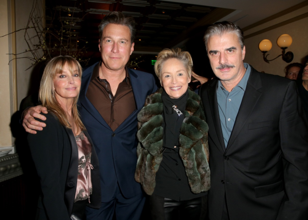 chris noth and john corbett