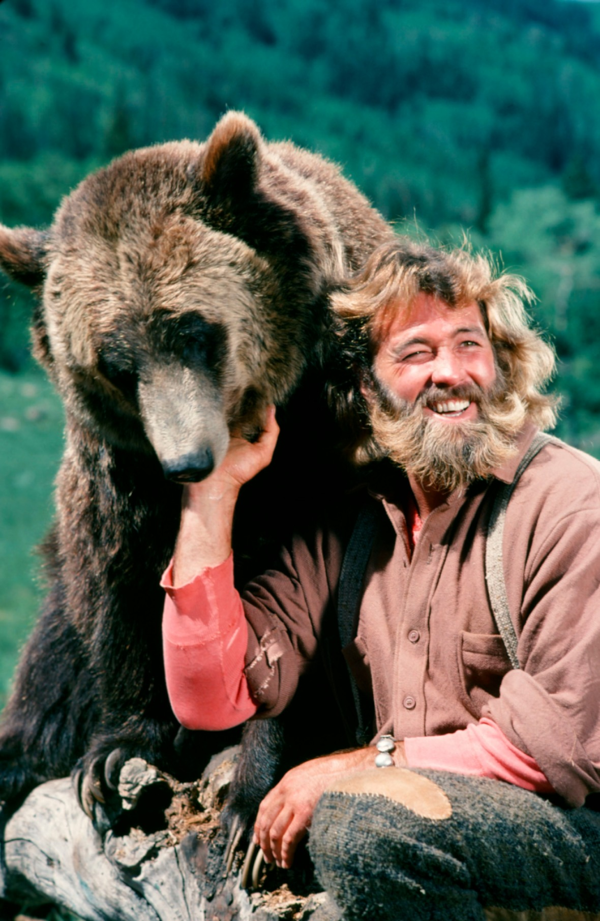 dan haggerty 'grizzly adams'
