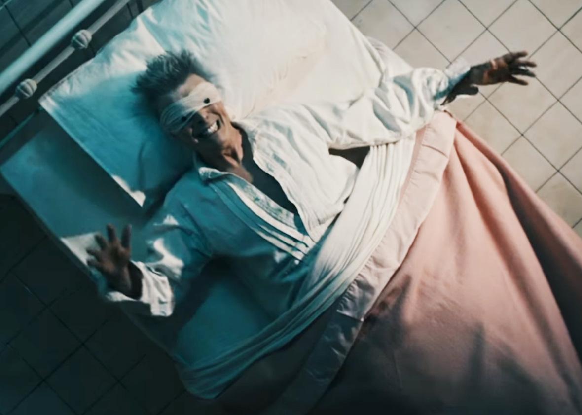 david bowie music video
