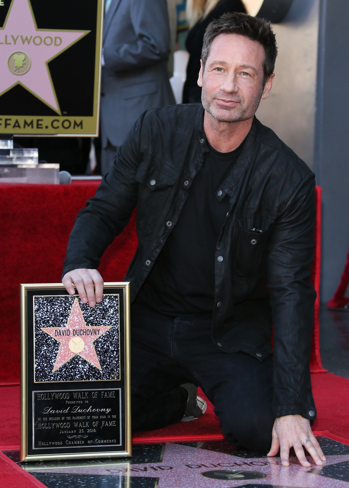 david duchovny getty images