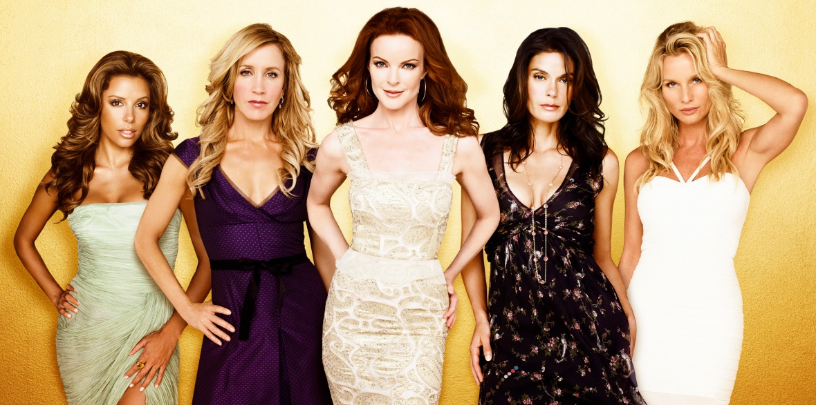 'desperate housewives' cast