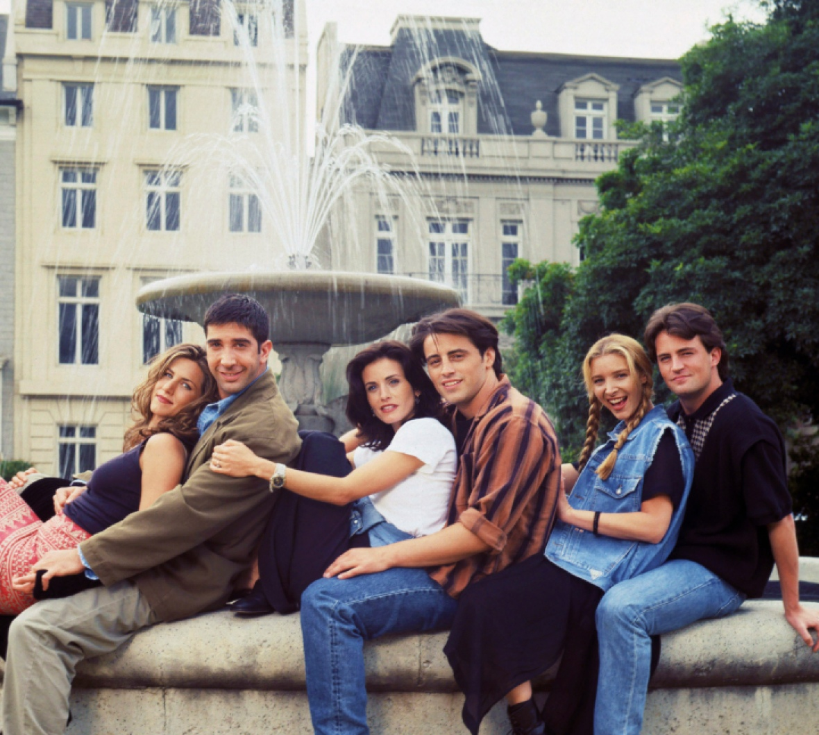 friends cast – getty