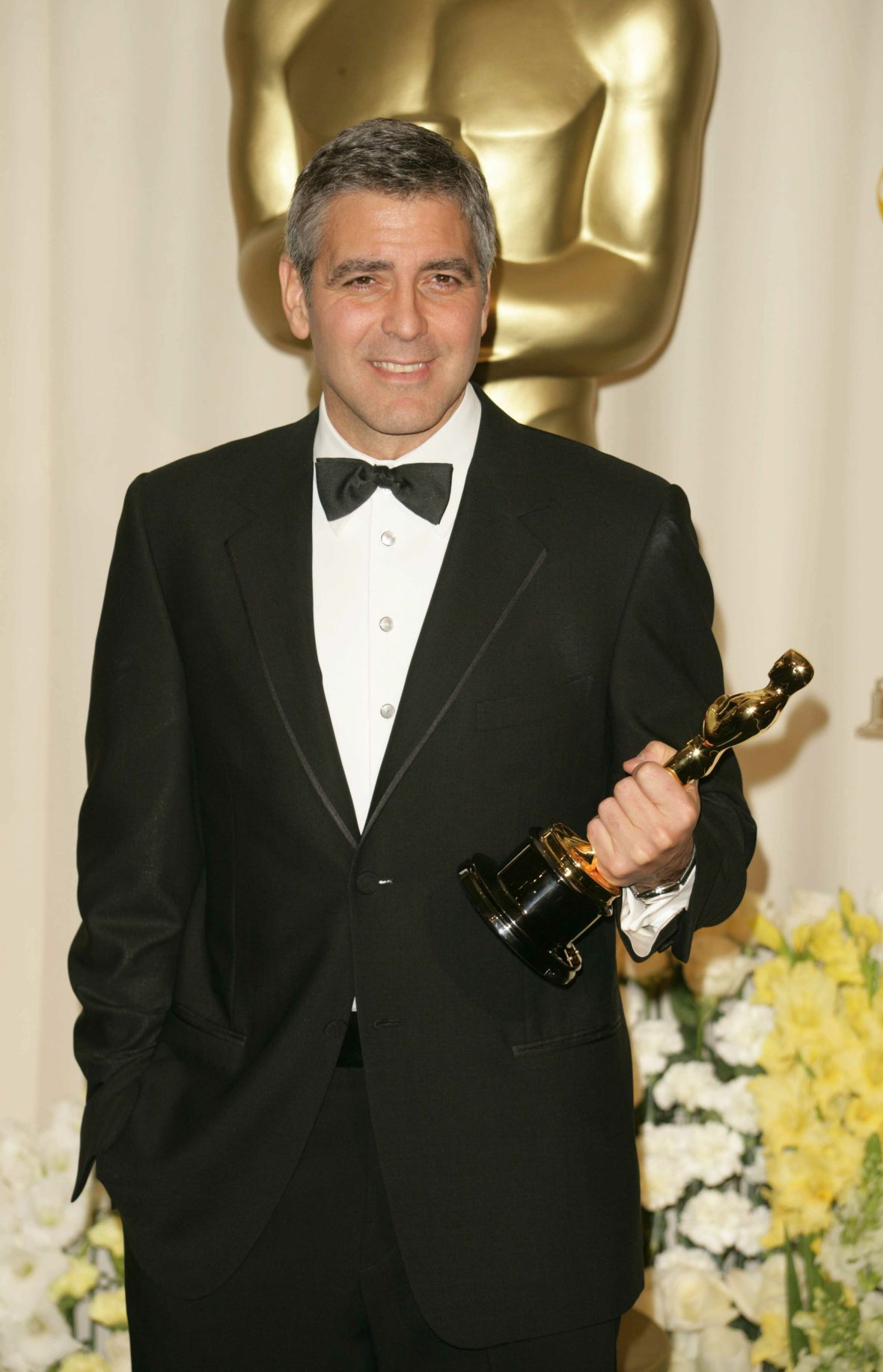 George Clooney Slams Oscars for Lack of Diverse ...