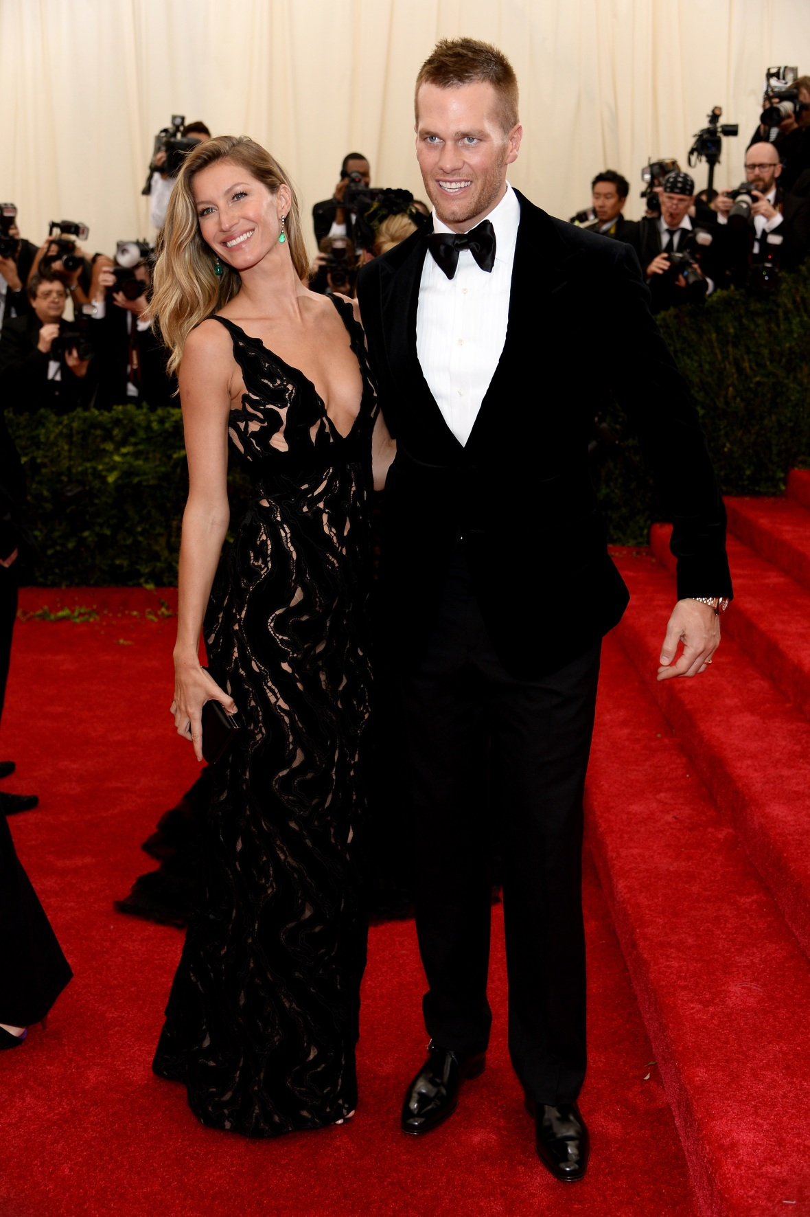 tom brady and gisele bundchen-getty images