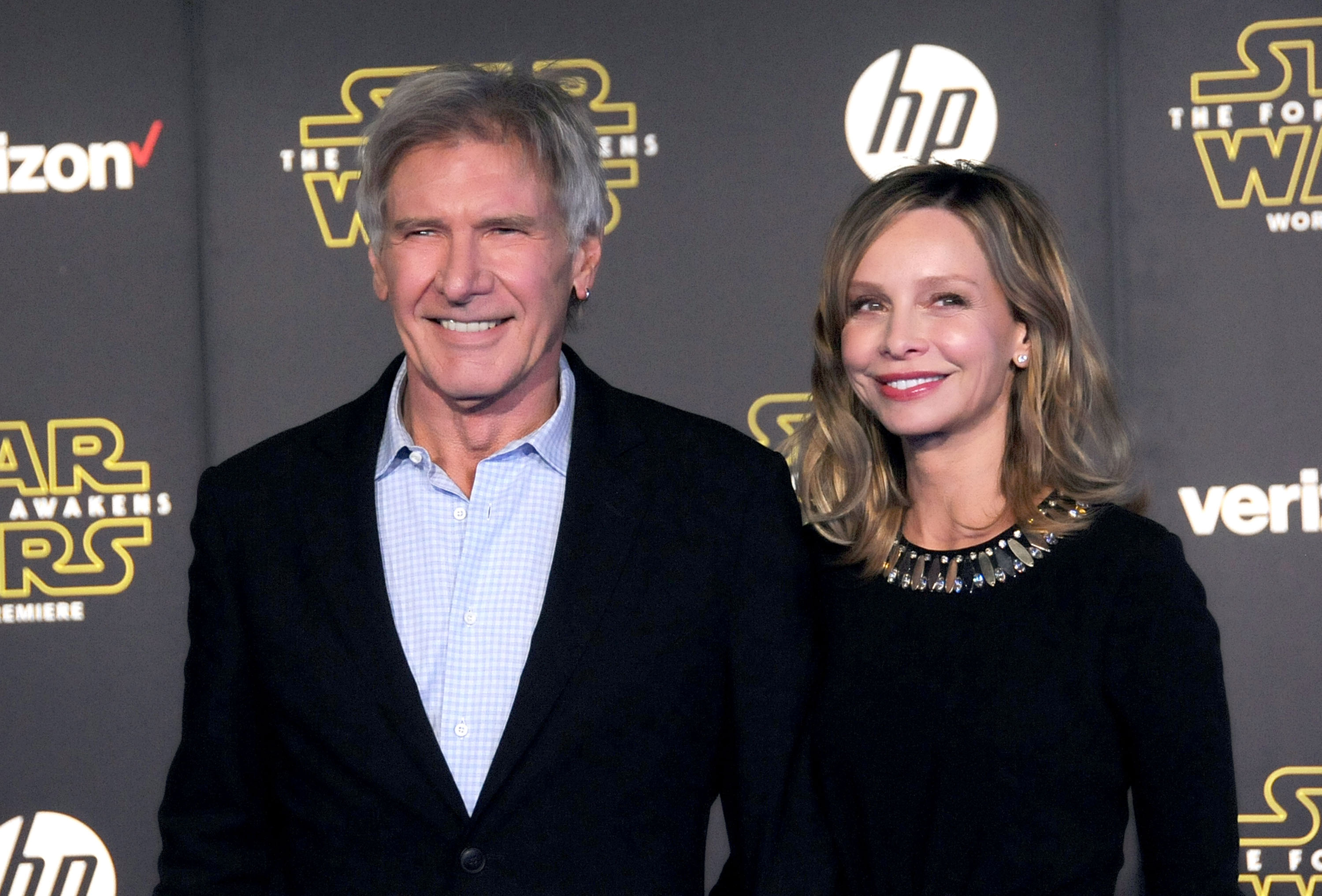 Harrison Ford and Calista Flockhart's Marriage is Getting Better