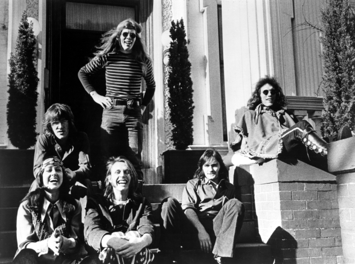 jefferson airplane getty images