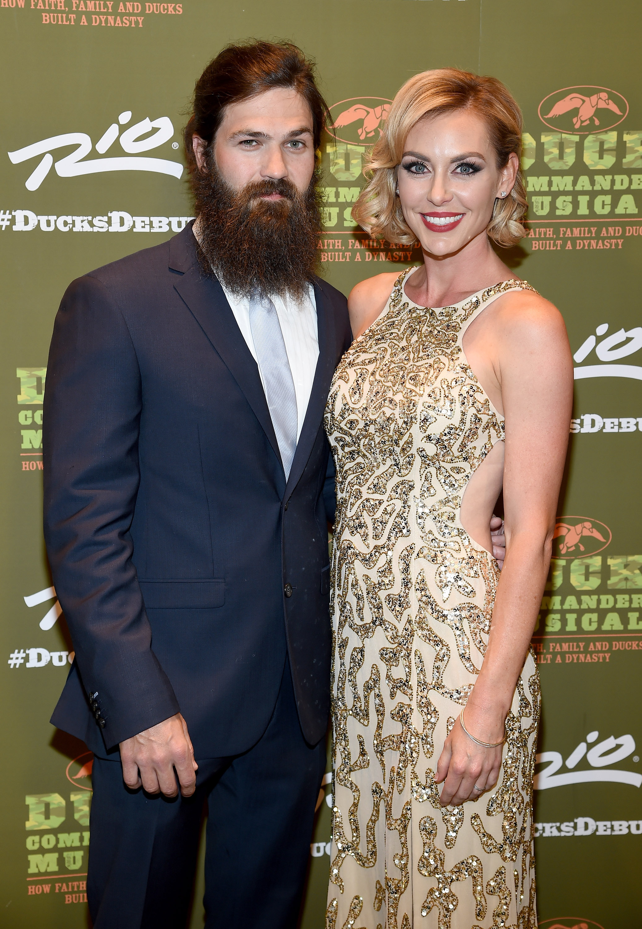 Duck Dynasty Stars Jep And Jessica Robertson Adopt A Baby Boy