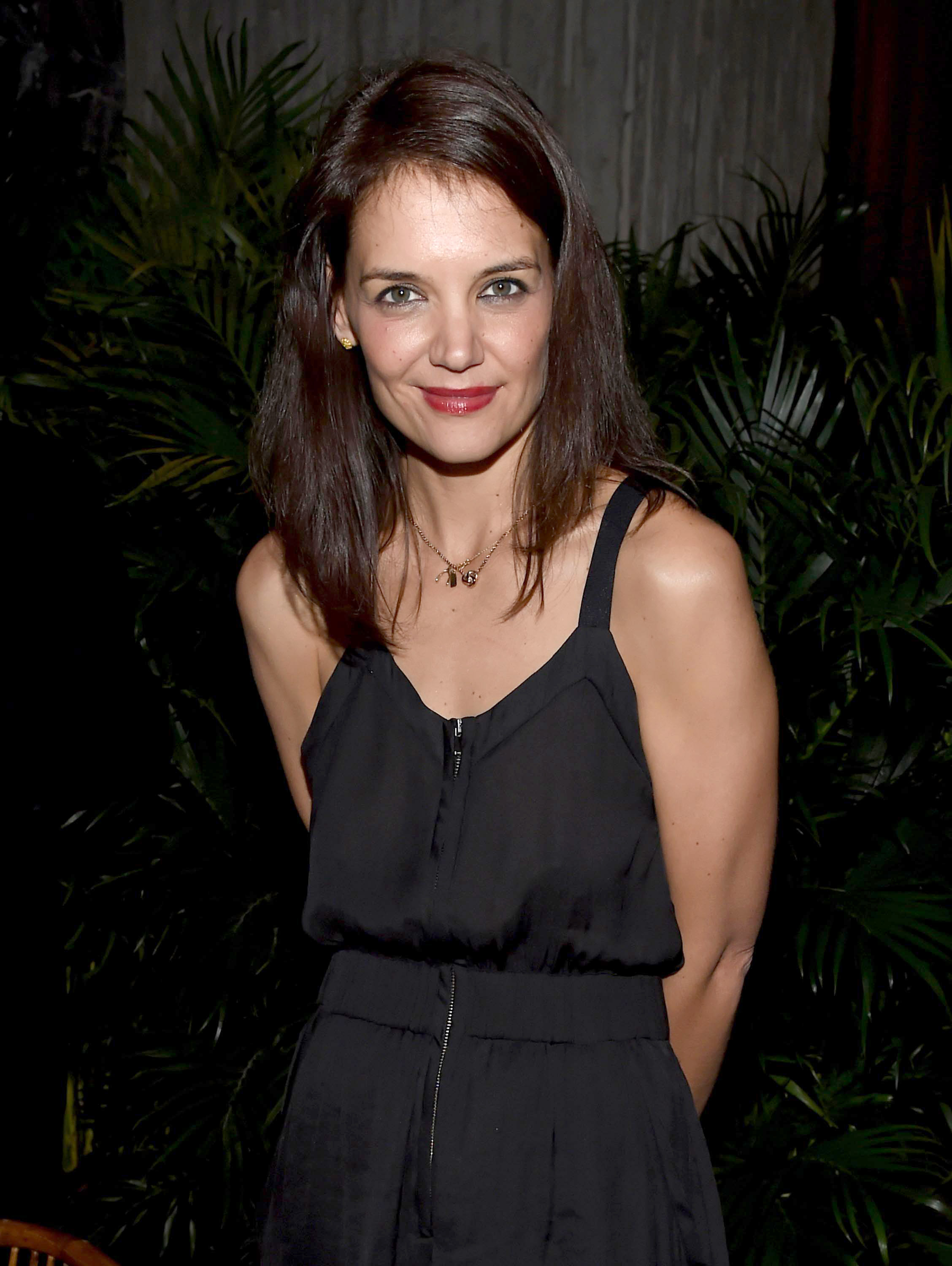 "Katie Holmes Talks Dating After Tom Cruise Divorce: ""I Don ..."