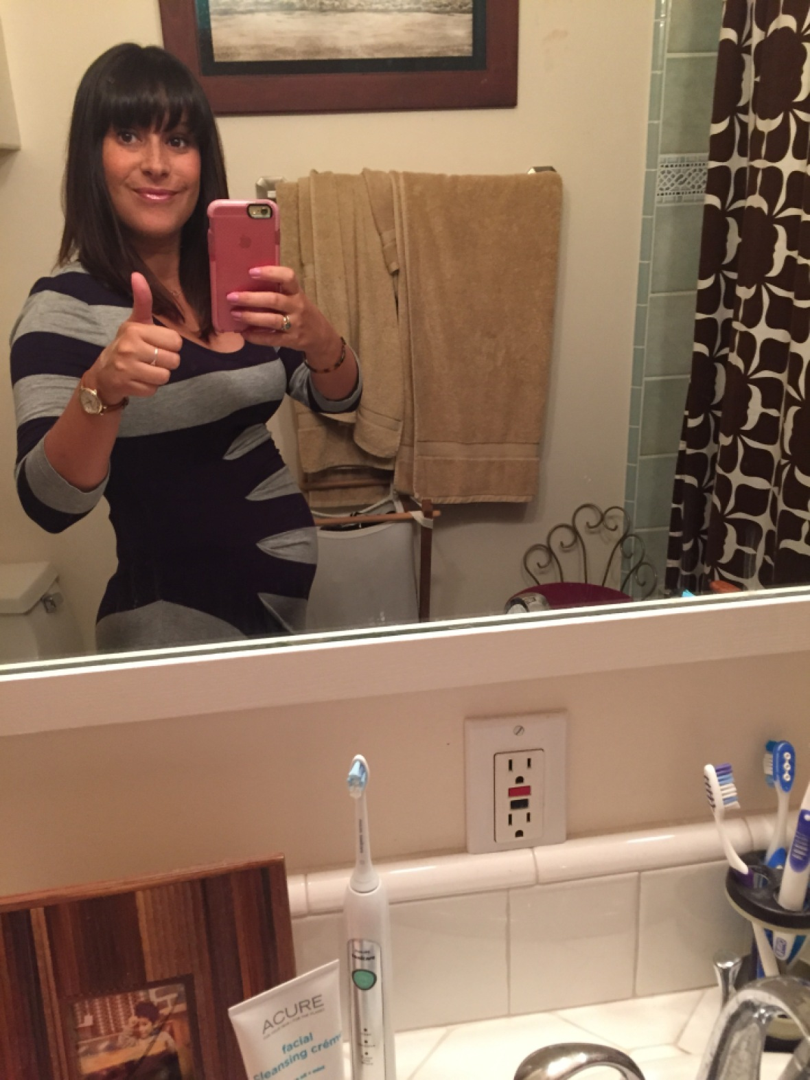 kimberly mccullough pregnant
