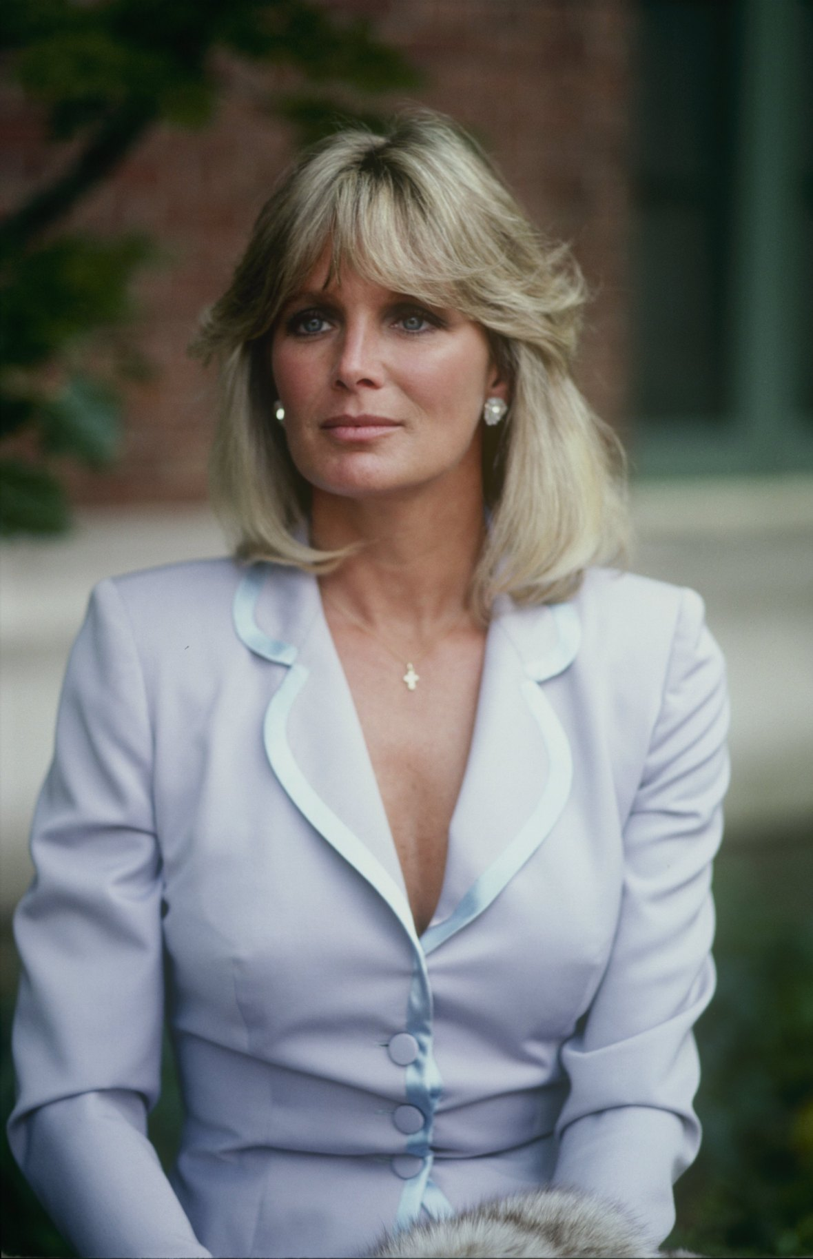 linda evans getty