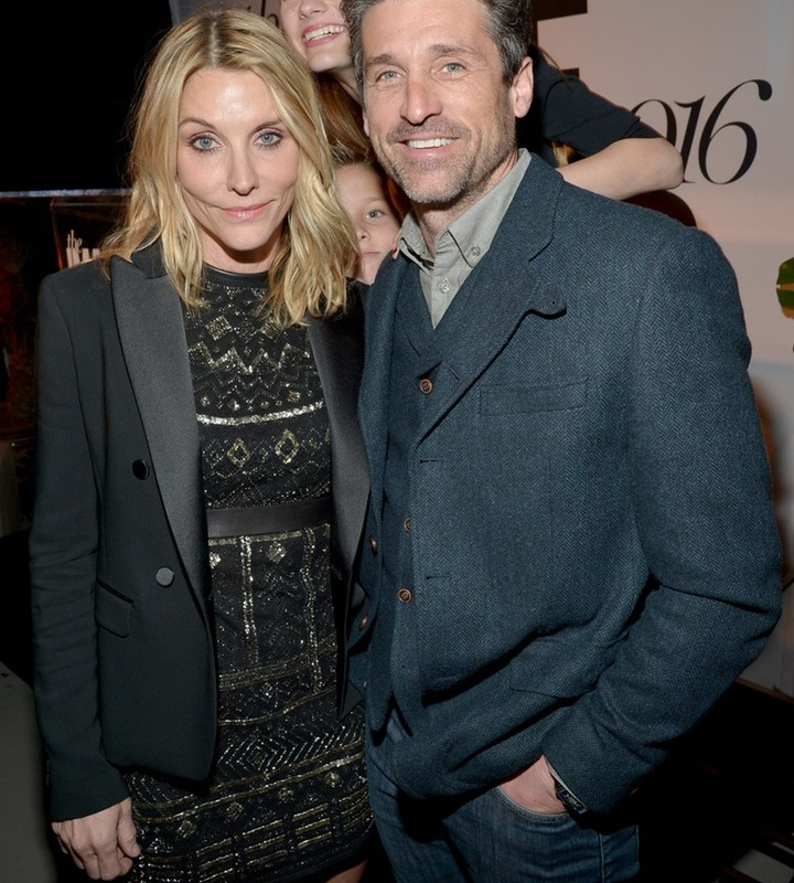 Jillian Fink Wishes Estranged Husband Patrick Dempsey A Happy 50th