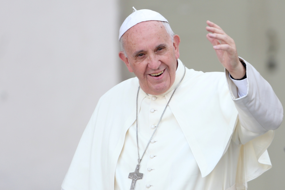 pope francis getty images