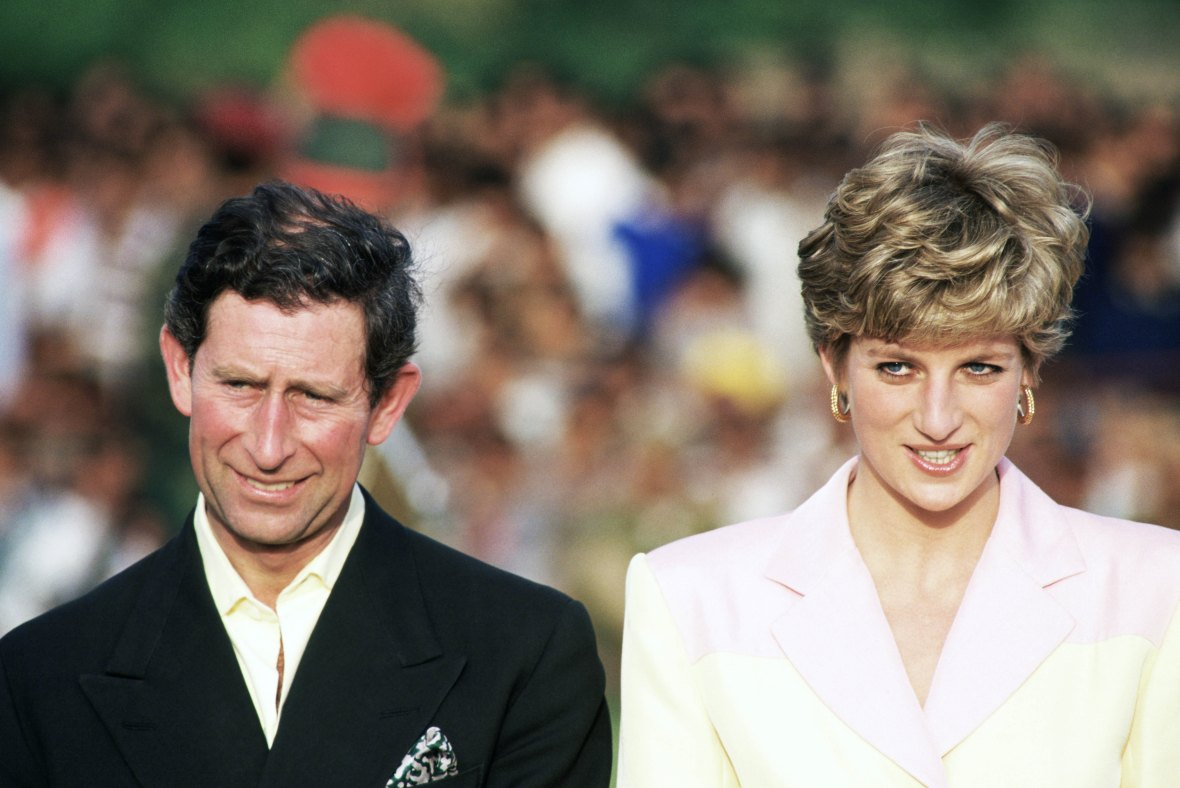 princess diana and prince charles (getty images)
