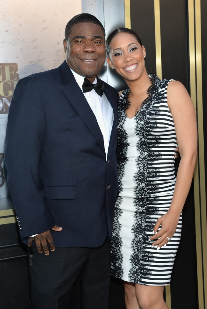 tracy morgan and fiance