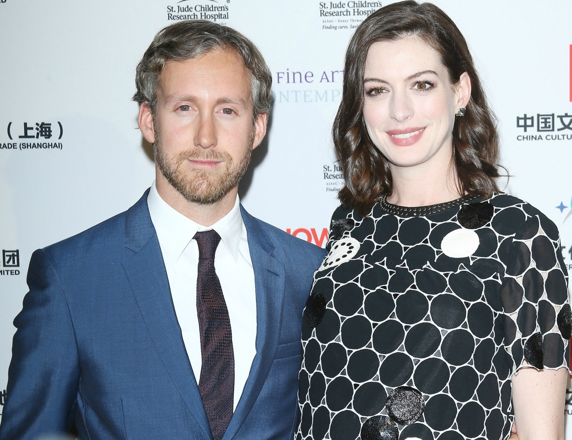 anne hathaway adam shulman getty images