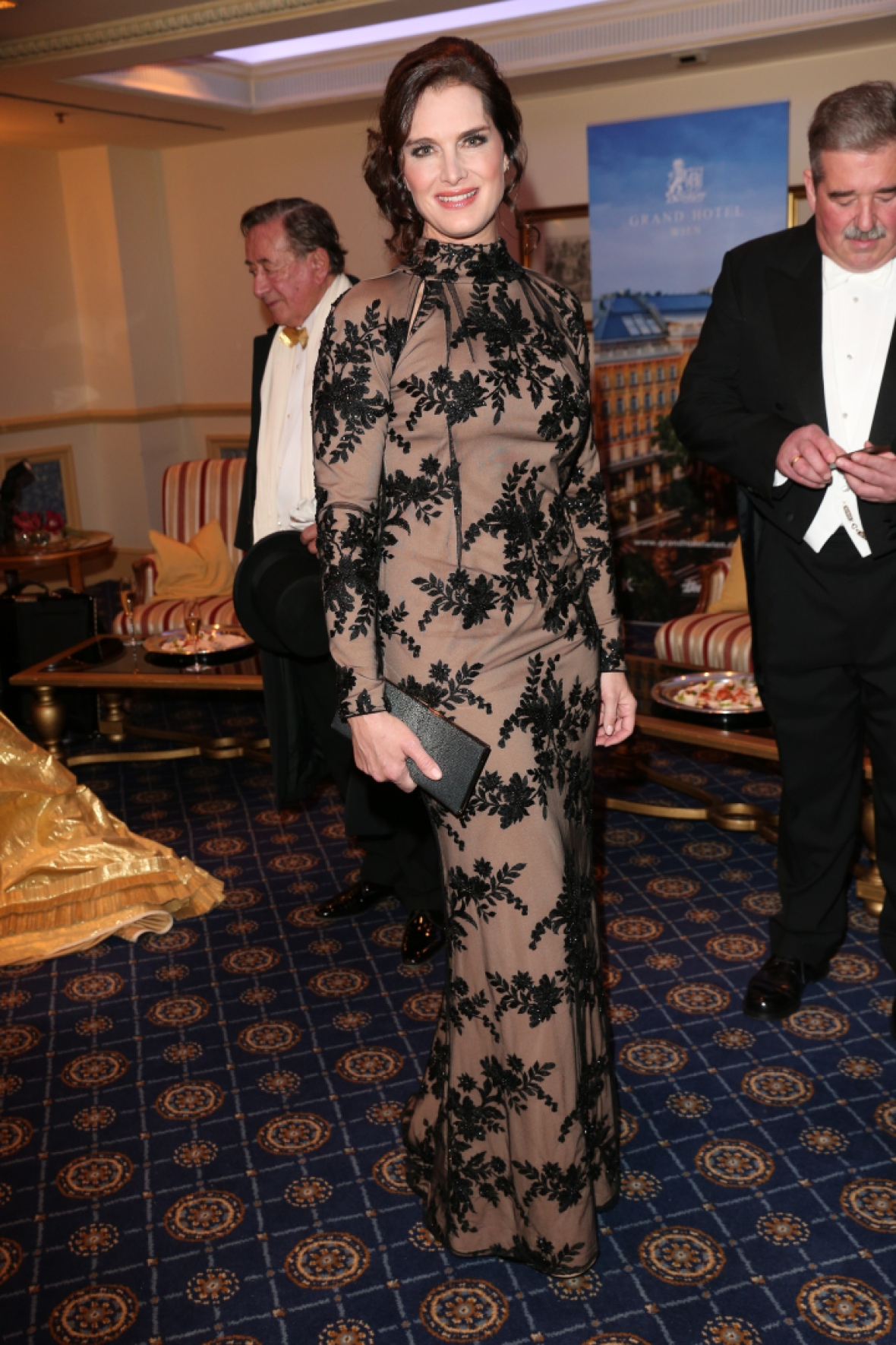 brooke shields getty images