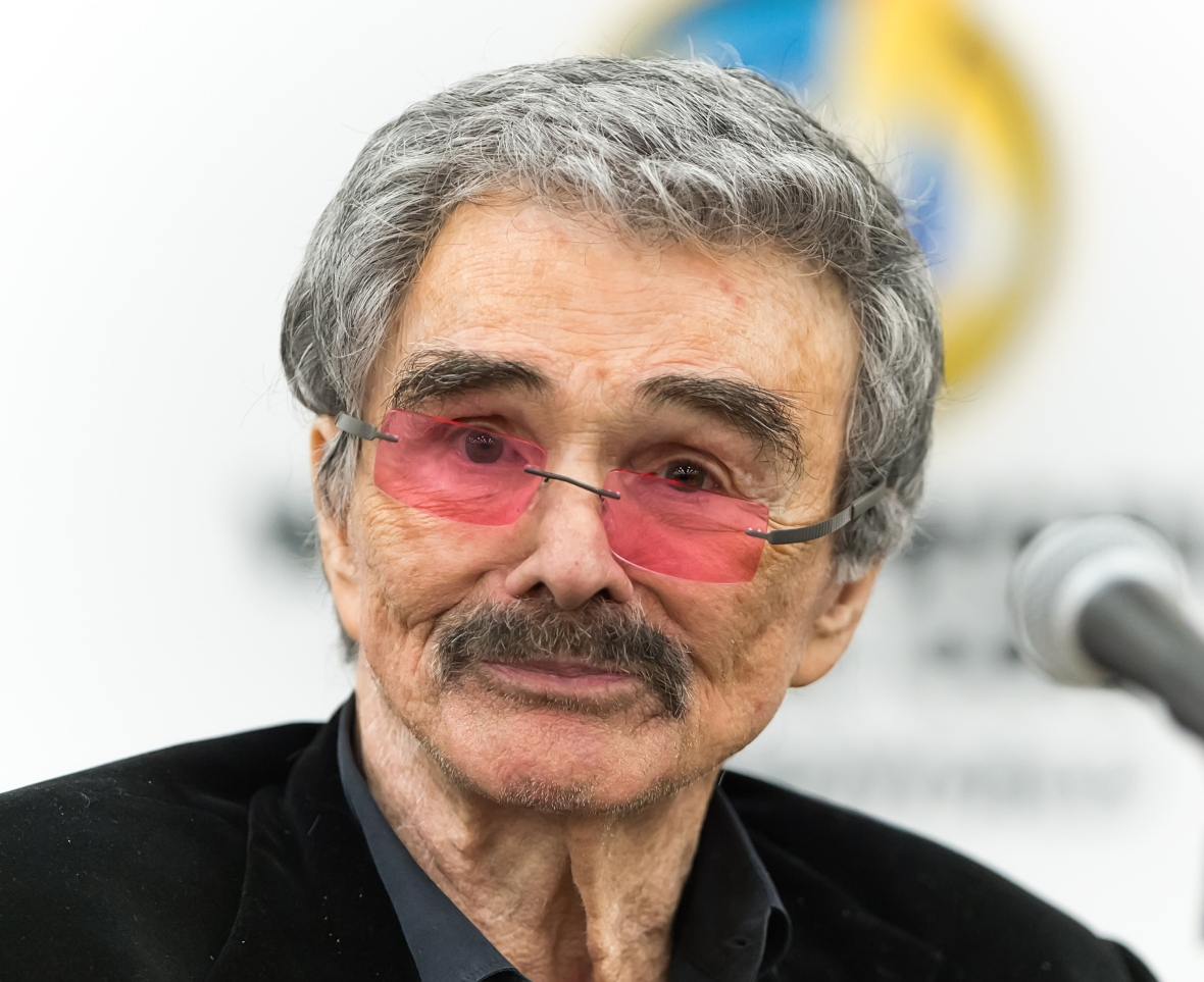 burt reynolds getty images