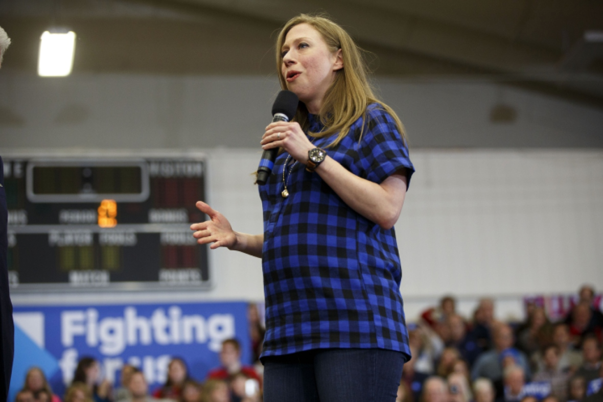chelsea clinton getty images
