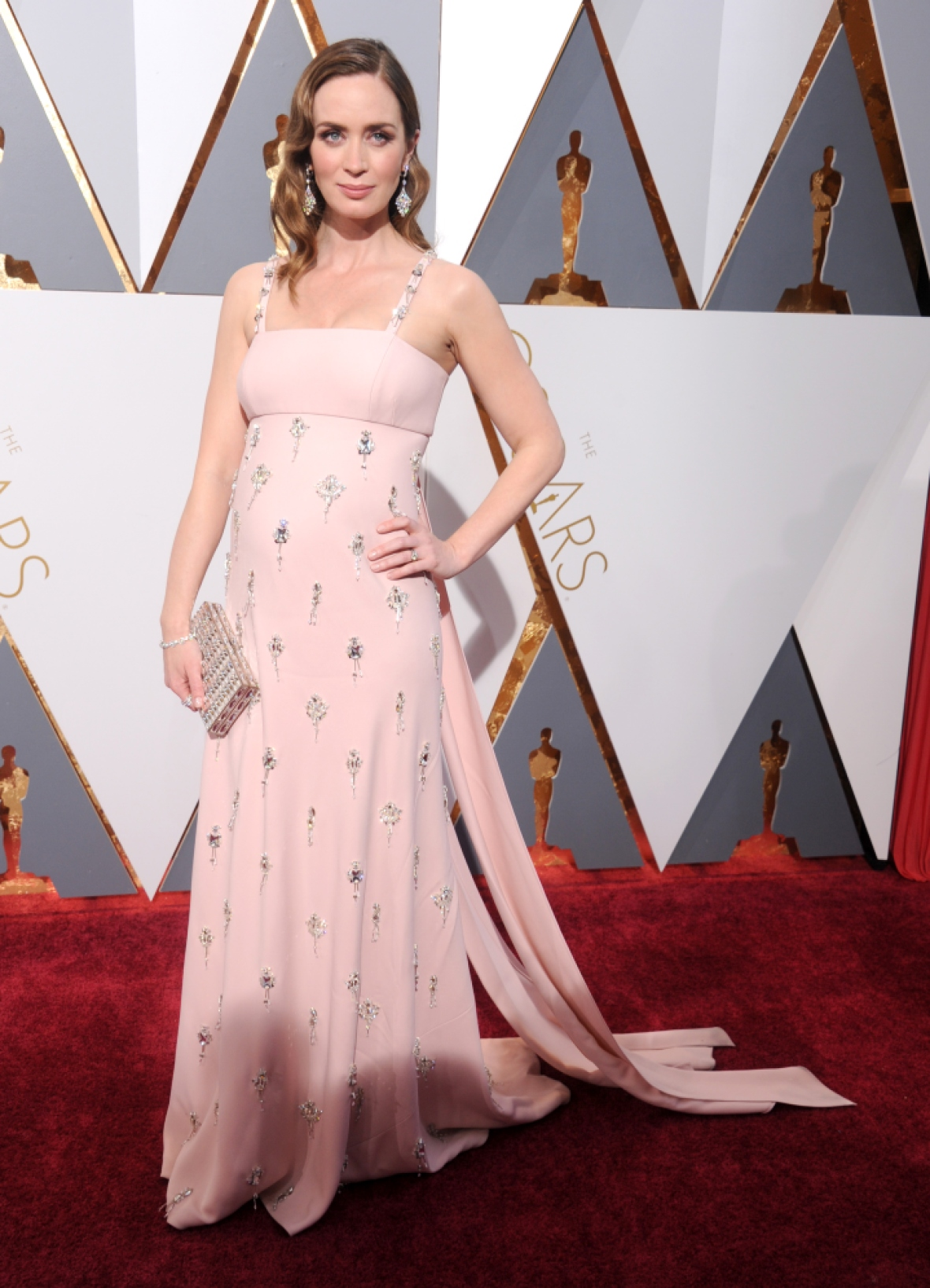 emily blunt getty images