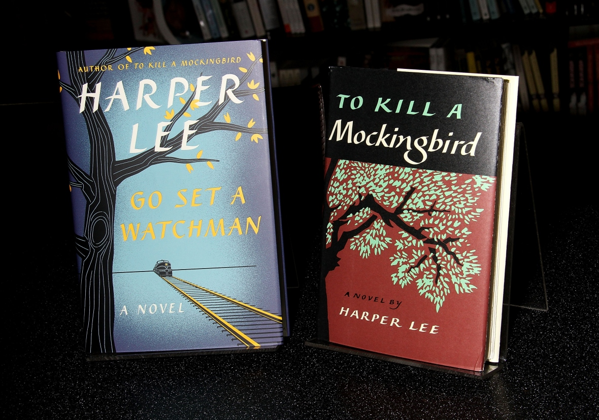 harper lee books getty images