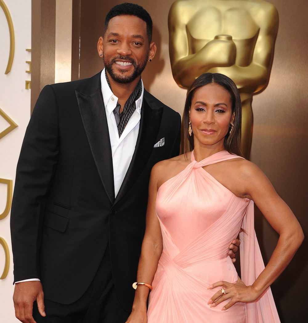 jada pinkett smith will smith getty images
