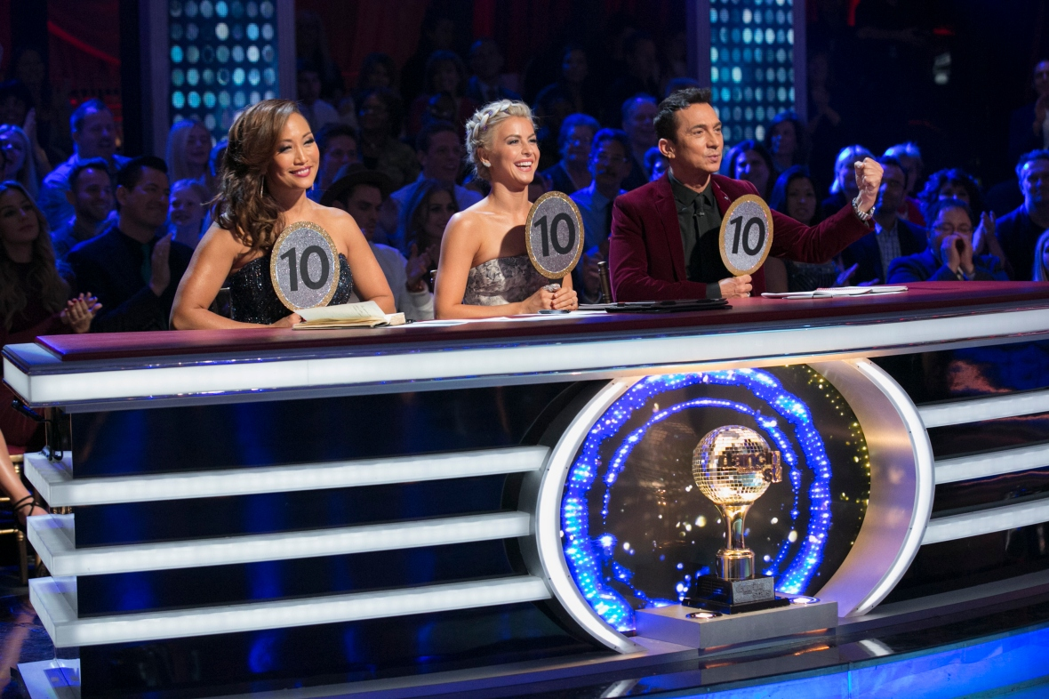 julianne hough dancing with the stars getty images