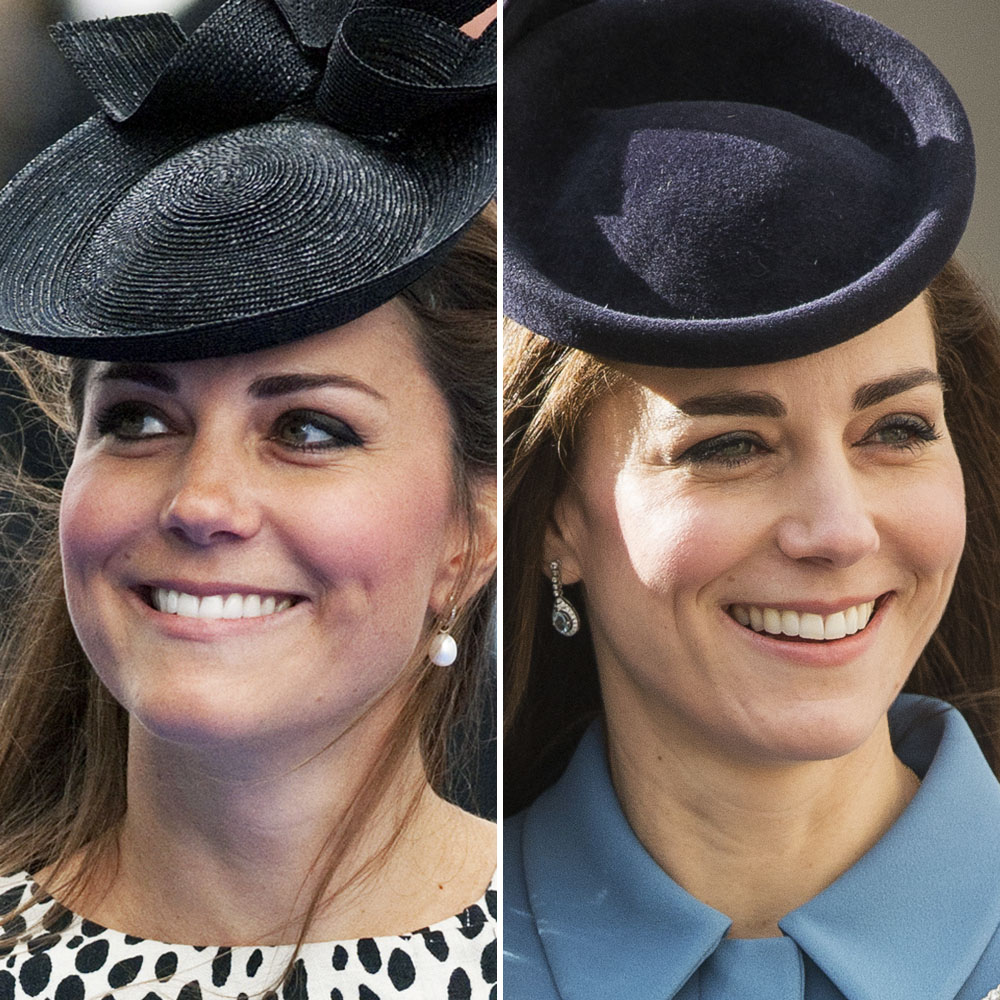kate middleton eyebrows getty images