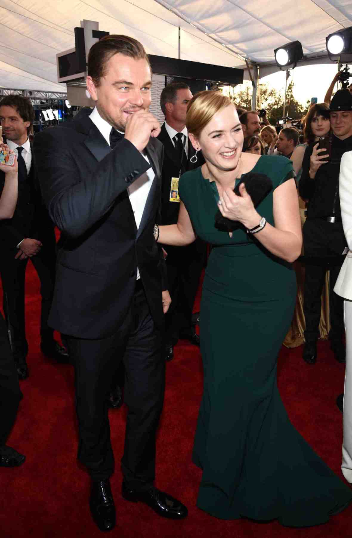 kate winslet leonardo dicaprio getty images
