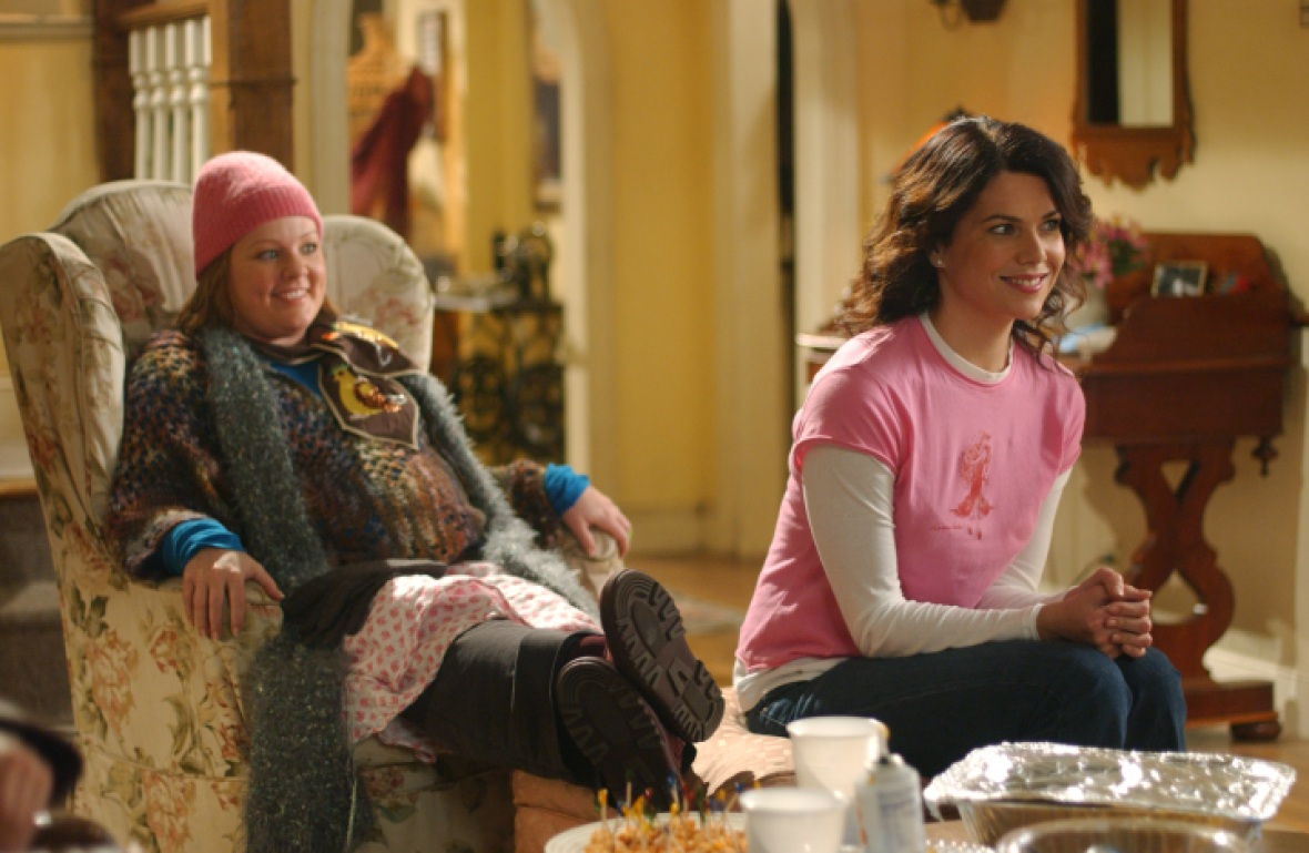 melissa mccarthy 'gilmore girls' getty images