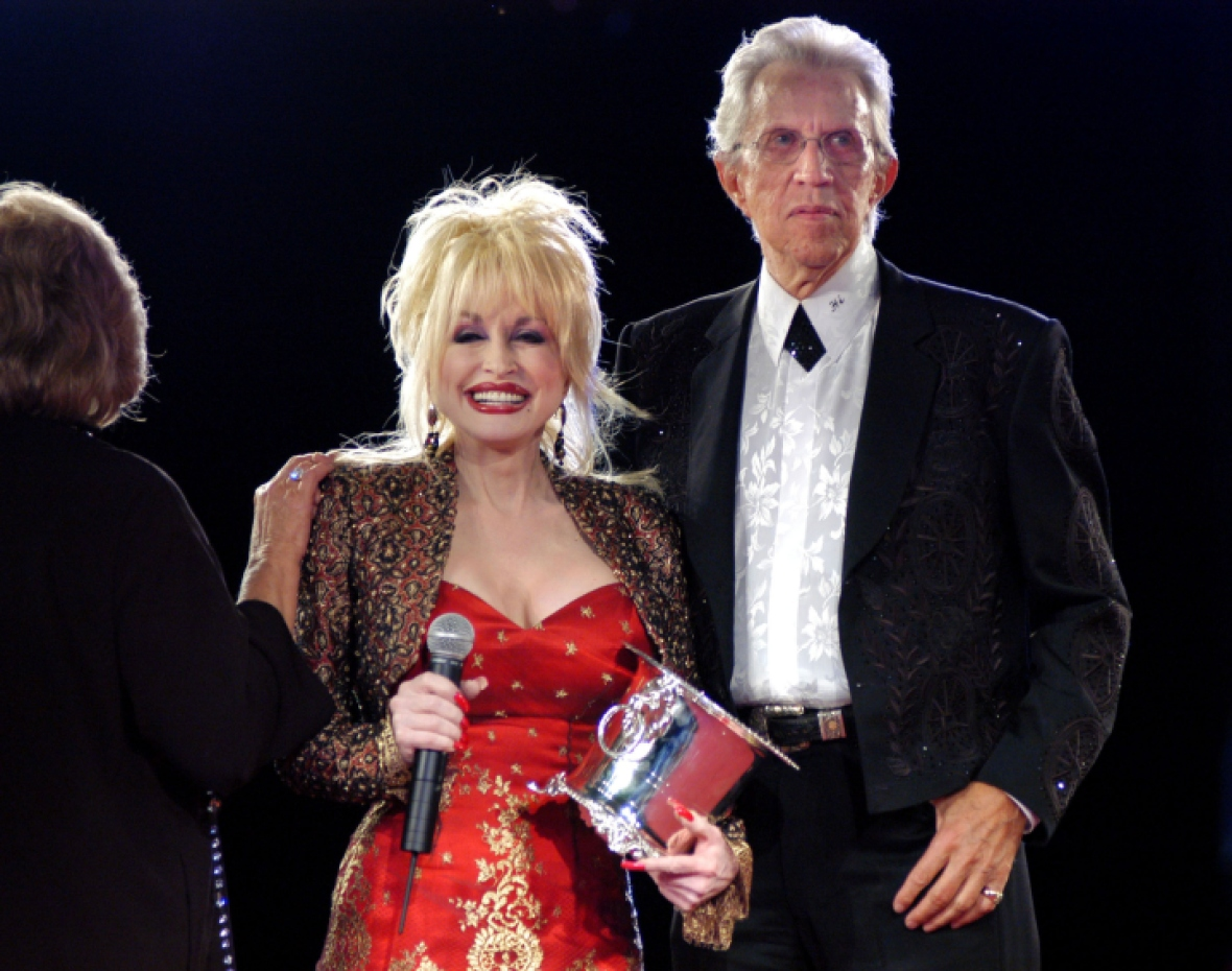 dolly parton porter wagoner getty images