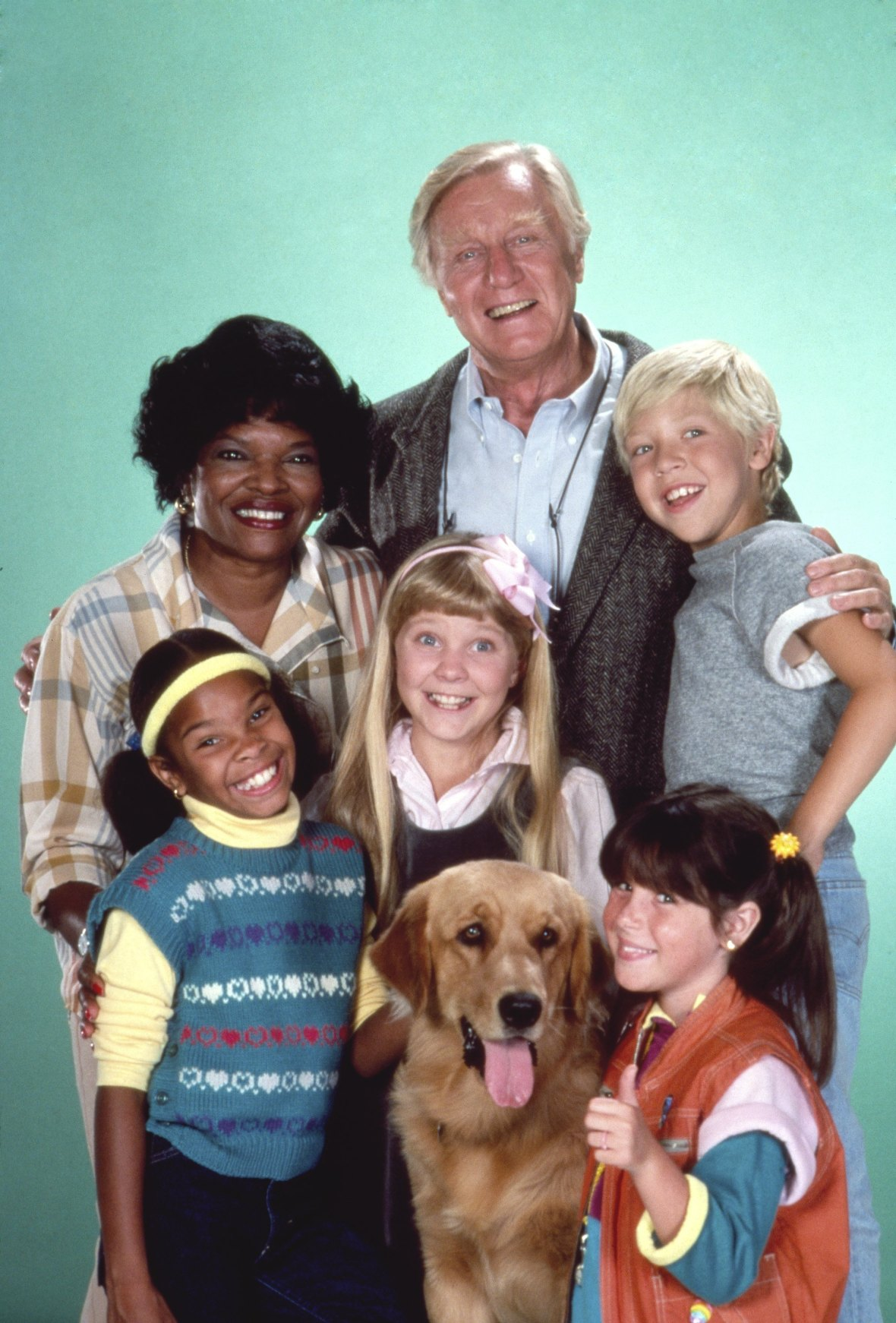 'punky brewster' cast getty images