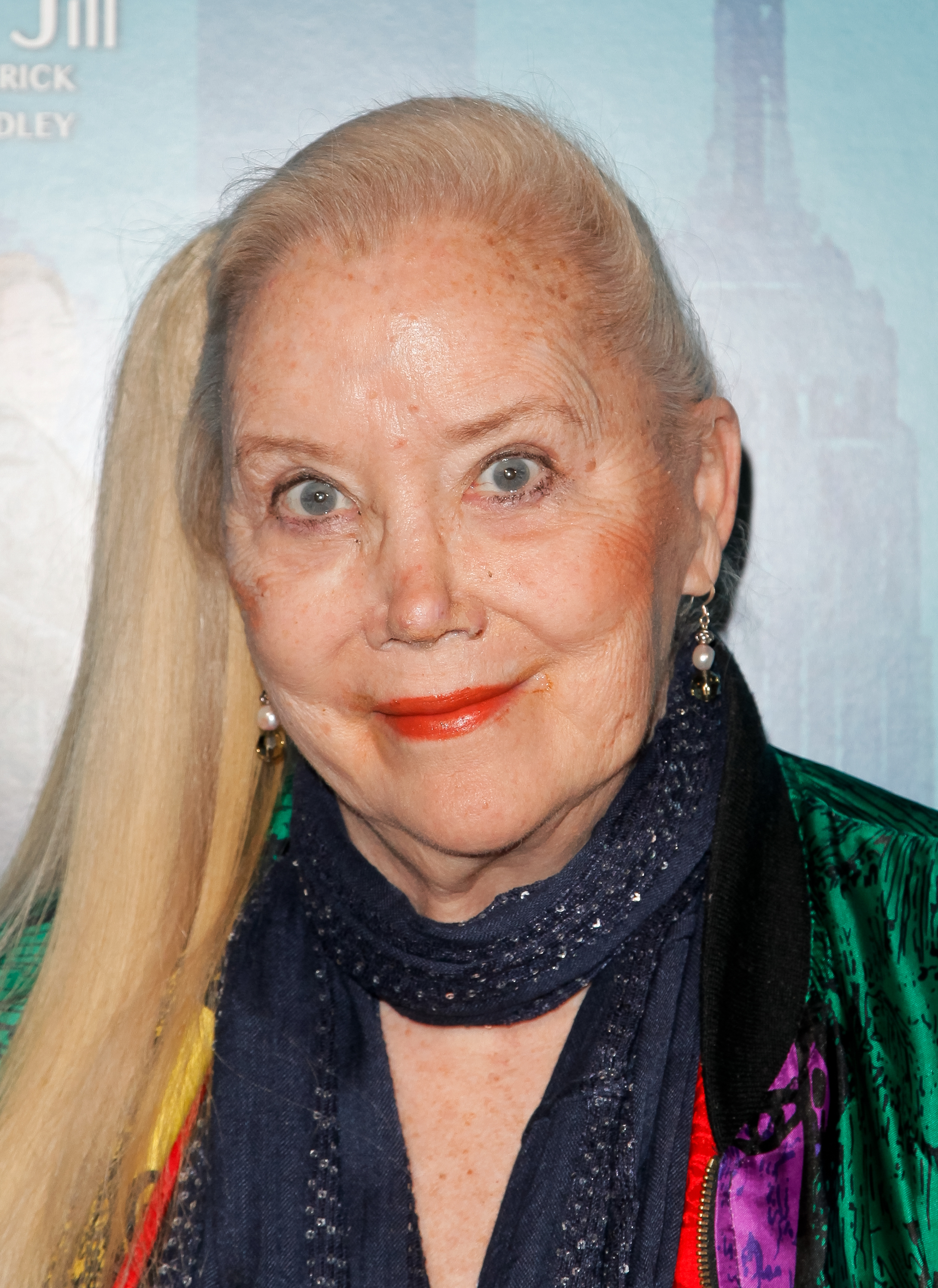 "Sally Kirkland on Why She's Still Single Today — ""I Was Obsessed ..."