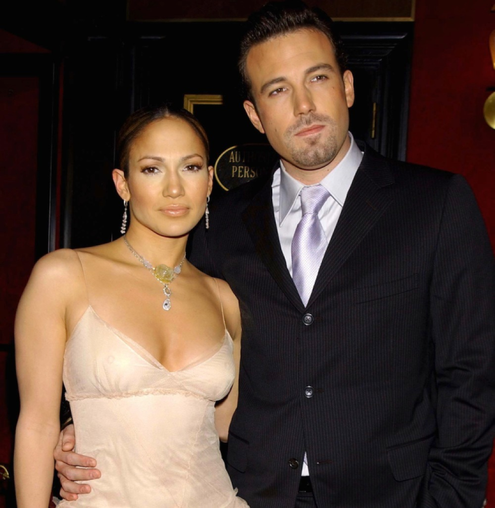 ben affleck jennifer lopez getty images