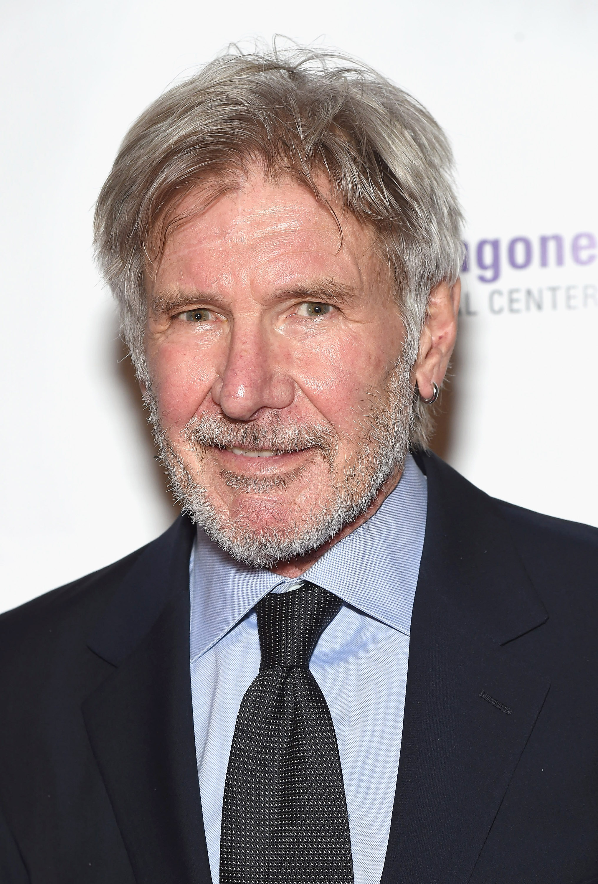 Harrison Ford Tearfully Reveals Daughter Georgia Has Epilepsy