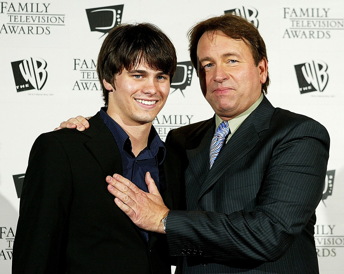 jason ritter john ritter getty images