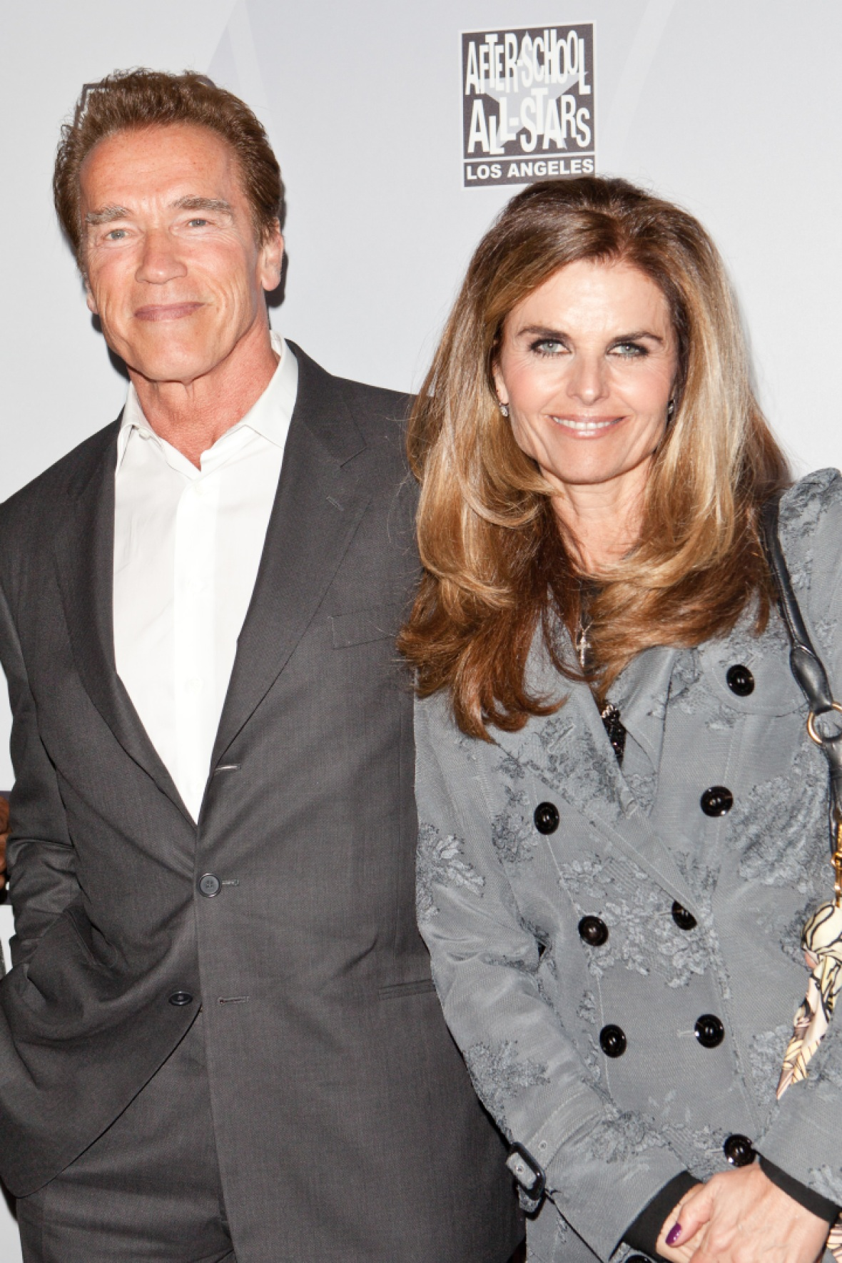 maria shriver arnold schwarzenegger getty images