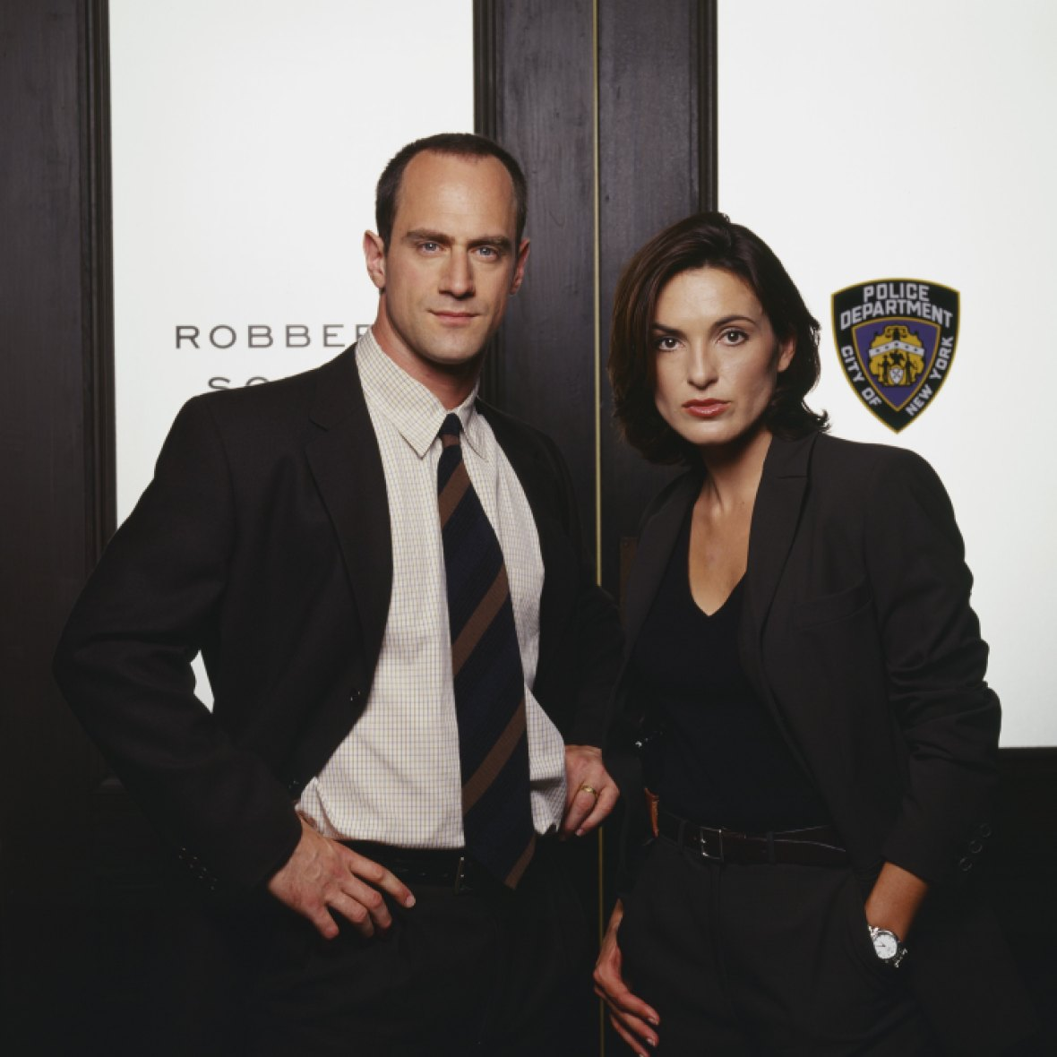 chris meloni mariska hargitay getty images